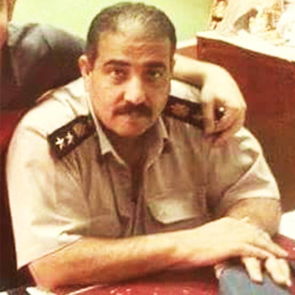 صورة مأمور قسم شرطة منيا القمح ينفي إيقافه عن العمل وتحويله للتحقيق