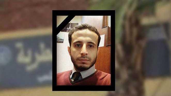 حمدي ضحية قسم المطرية