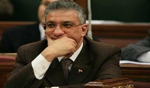 صورة بالفيديو.. أحمد زكي بدر: اختيار المحافظين الجدد تم بدقة شديدة