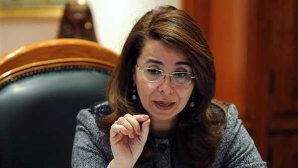 """صورة بحضور وزيرة التضامن .. مؤتمراً بتربية الزقازيق تحت عنوان """" التنمية المستدامة """""""