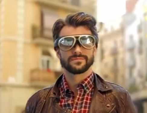 صورة بالفيديو.. شركة مينى كوبر تطلق أول نظارة ذكية للقيادة برؤية HD