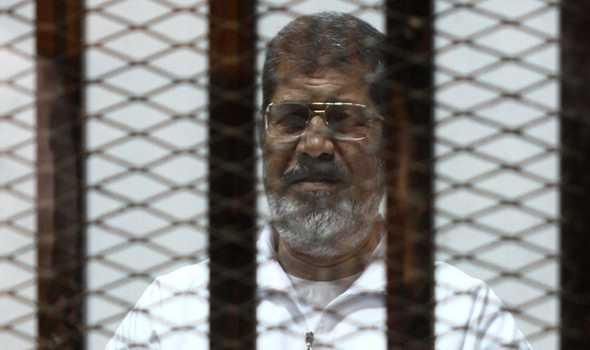 صورة بيان النائب العام بعد وفاة محمد مرسي