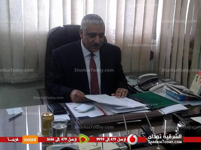 المصري وكيل وزارة القوى العاملة والهجرة بالشرقية