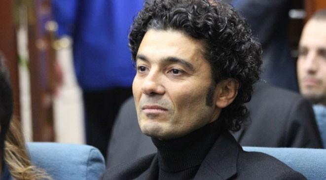 صورة خالد النبوى : 25 يناير أعظم ثورة فى تاريخ الإنسانية
