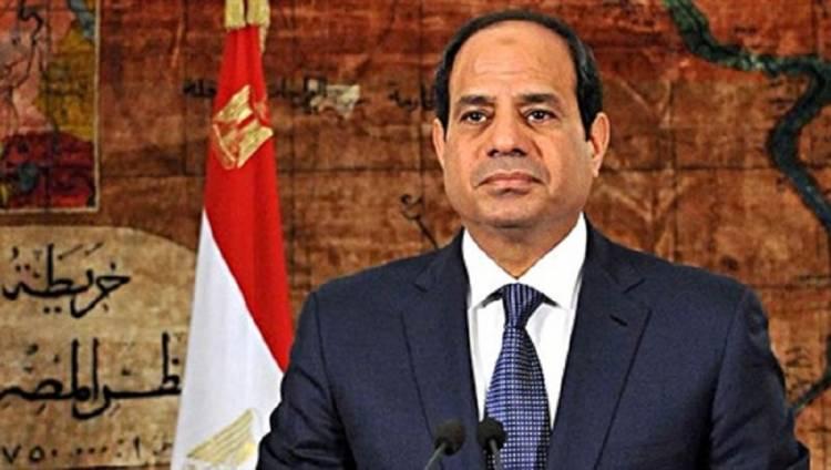 صورة الرئاسة المصرية توجه رسالة للحكومة القبرصية