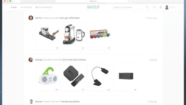 Shelf لاستكشاف المنتجات المفيدة من مستخدميها الحقيقيين