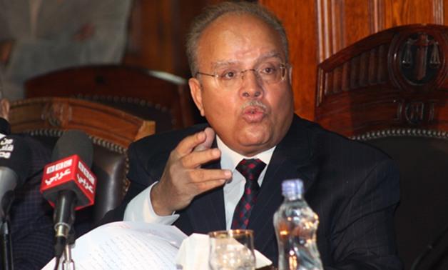 صورة سرى صيام بعد قبول استقالته: «البرلمان فيه اللي مكفيه»