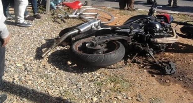 شاب وإصابة آخر في انقلاب دراجة نارية على طريق «بلبيس القاهرة»