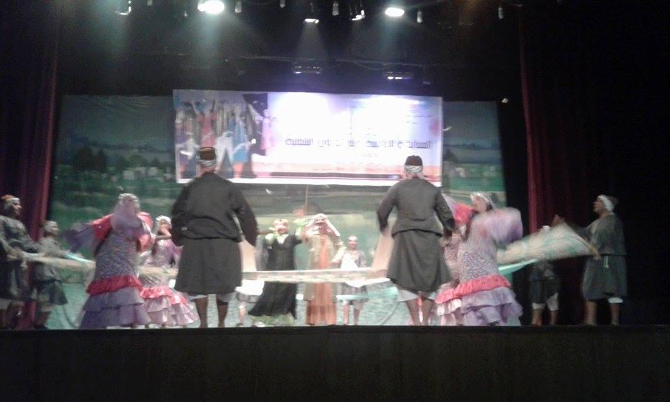 صورة بالصور..حفل ختام الدورة الـ15 لـ مهرجان شرق الدلتا على مسرح ثقافة الزقازيق