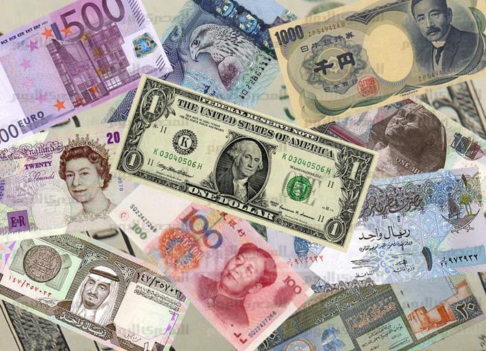 صورة أسعار العملات الأجنبية أمام الجنيه اليوم 21 أبريل