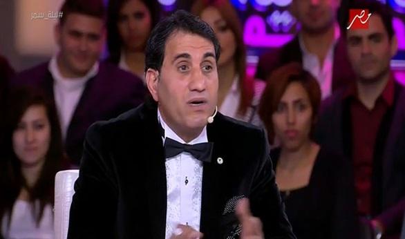صورة هكذا رد أحمد شيبة على تعالي مذيعة ليلة سمر عليه