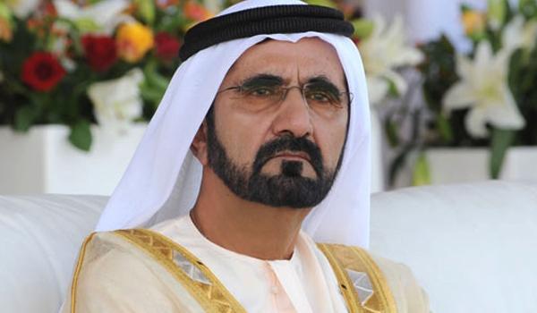 صورة حاكم دبى يُطلق أكبر مدينة عالمية لتجارة الجملة على مساحة 550 مليون قدم مربع