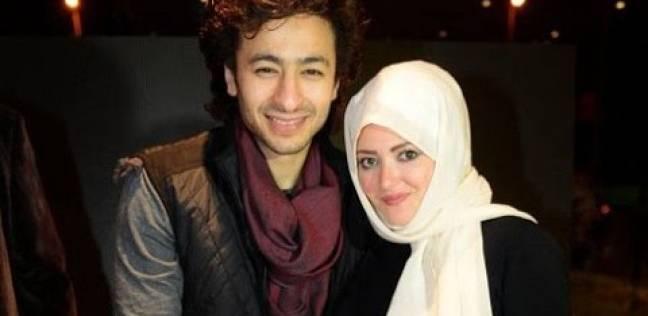 صورة أول تعليق من حمادة هلال على انفصاله عن زوجته