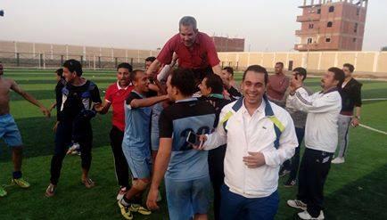 صورة مركز شباب شيبة يفوز على بطل سيناء ويصعد لدورال16 ببطولة دورى مراكز الشباب
