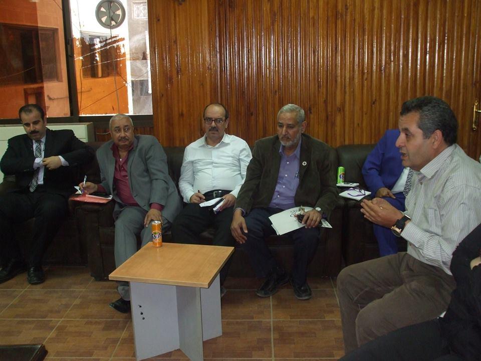 صورة وكيل وزارة الصحة بالشرقية يضع خطة لحل أزمات المديرية