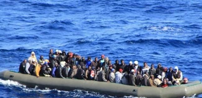 صورة إحباط محاولة 21 شخص لهجرة غير شرعية بكفر الشيخ
