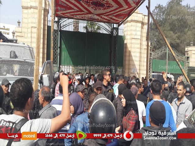صورة الأمن يرفض حضور الصحفيين لمباراة الشرقية والترسانة