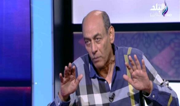 صورة بالفيديو.. أحمد بدير يتعهد على الهواء :«لو ثبت أن الجزيرتين مصريتان سأعتزل التمثيل»