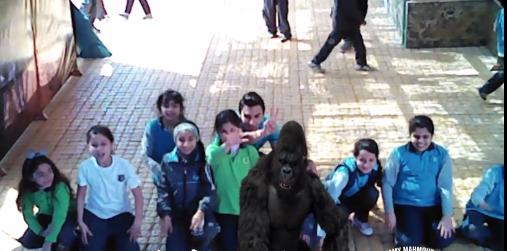 صورة بالفيديو..أستاذ جامعي يبتكر برنامج محاكاة للواقع الافتراضي