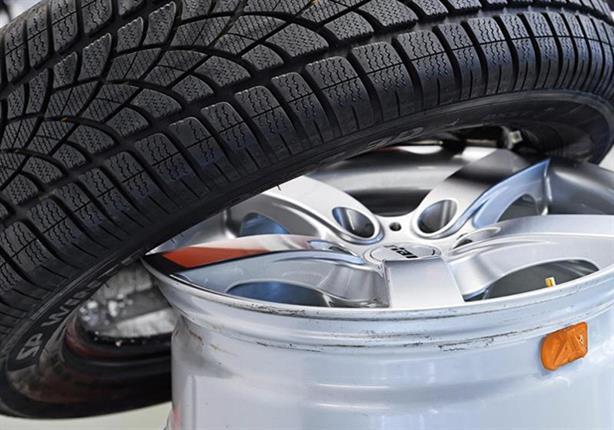 صورة احذر.. انخفاض الهواء بإطارات السيارة يزيد من استهلاك الوقود