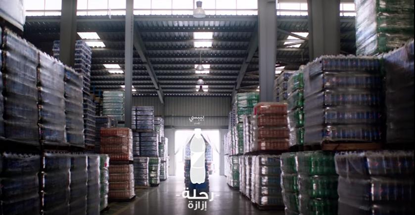 صورة بالفيديو ..رحلة البيبسي من المصنع لبيتك في الاعلان الجديد لرمضان 2016