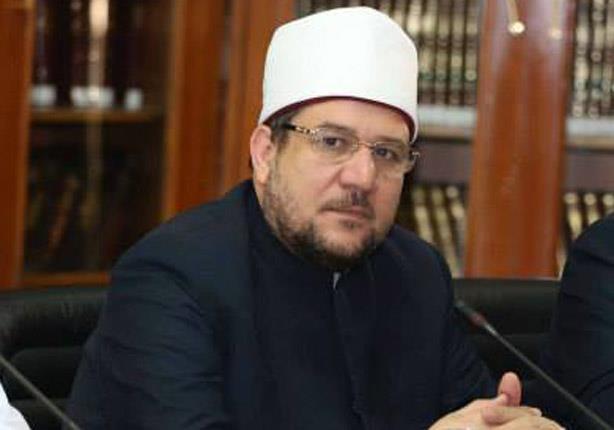 صورة وزير الأوقاف: تعميم الخطبة المكتوبة لن يكون إلا بالحوار والإقناع
