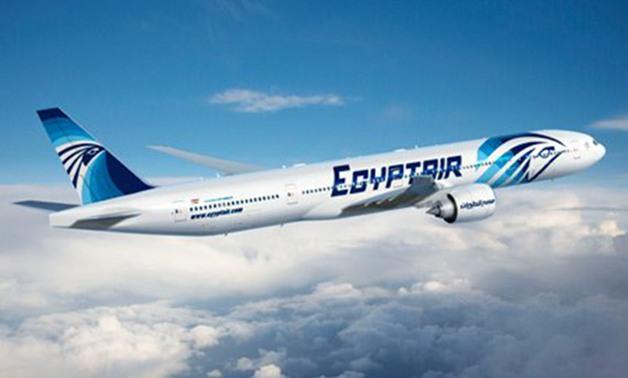 صورة حقيقة الاشارات التي تلقتها سفن البحث عن الطائرة المصرية المنكوبة