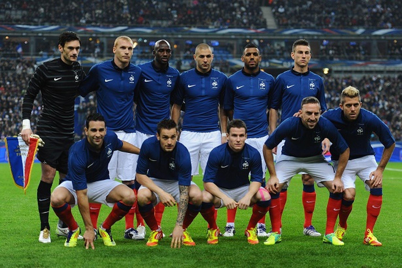 صورة المنتخب الفرنسي يصعد للدور ربع النهائي بيورو 2016