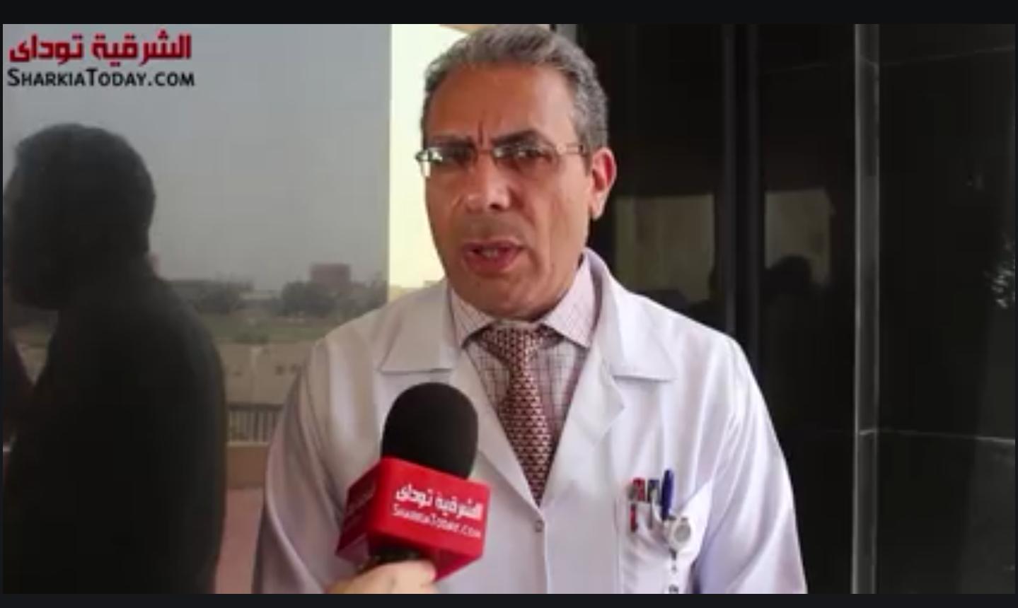 صورة بالفيديو ..تعرف على استعدادات مستشفى الأحرار بالزقازيق لشهر رمضان