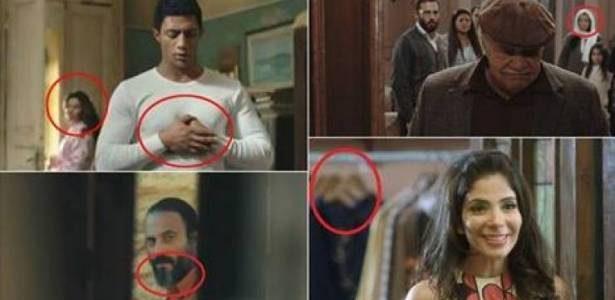 صورة أخطاء فادحة وقعت فيها أشهر مسلسلات رمضان أشعلت مواقع التواصل الإجتماعي
