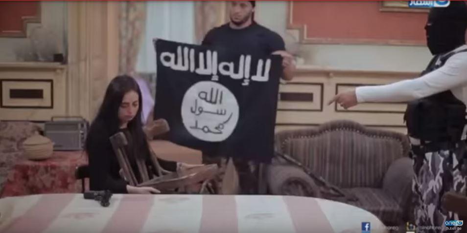 مجدي في ميني داعش