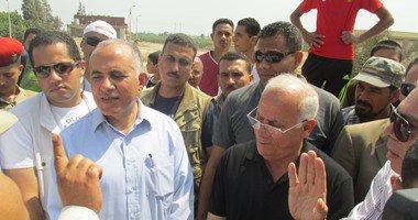 صورة وزير الري: مصر بتعيش حالة جفاف مشفنهاش من 100 سنة