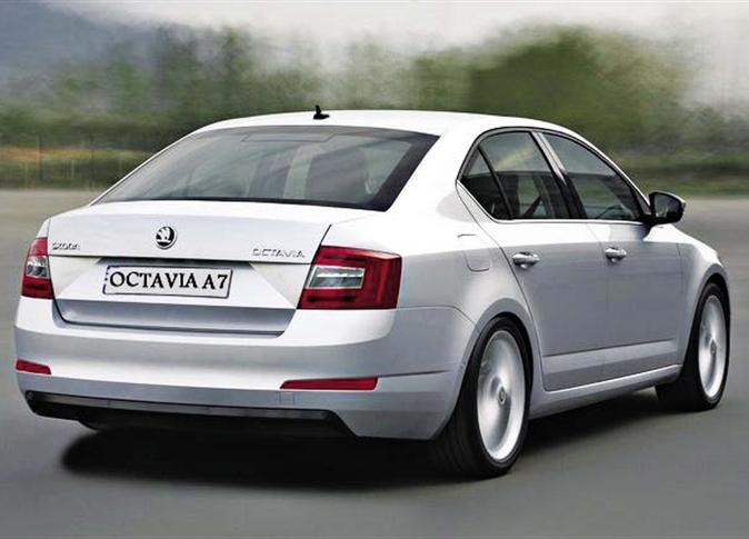 صورة سكودا أوكتافيا A7 تعريف جديد لمتعة القيادة