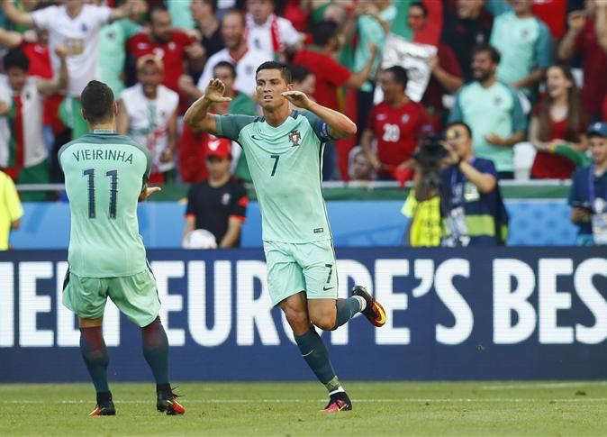 صورة بالفيديو..البرتغال تفلت بثنائية رونالدو وترافق المجر وأيسلندا للدور الثاني بيورو 2016
