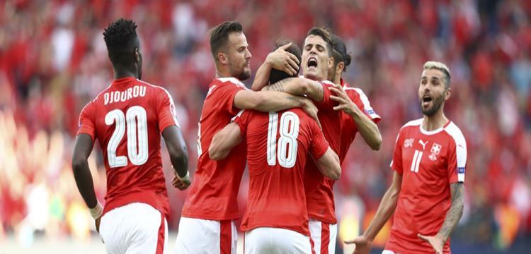 صورة بالفيديو.. سويسرا تهدر فرصة حسم التأهل لدور الـ16 باليورو بالتعادل أمام رومانيا