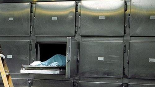 صورة العثور على نصف جثة مجهولة الهوية بالقرين