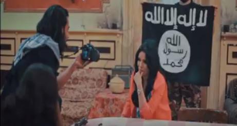 صورة شاهد.. أمينة تعترف بمسئوليتها عن جريمة قتل في «ميني داعش»
