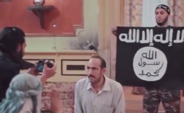 صورة شاهد رعب عم مصطفى الجنيني في «ميني داعش»