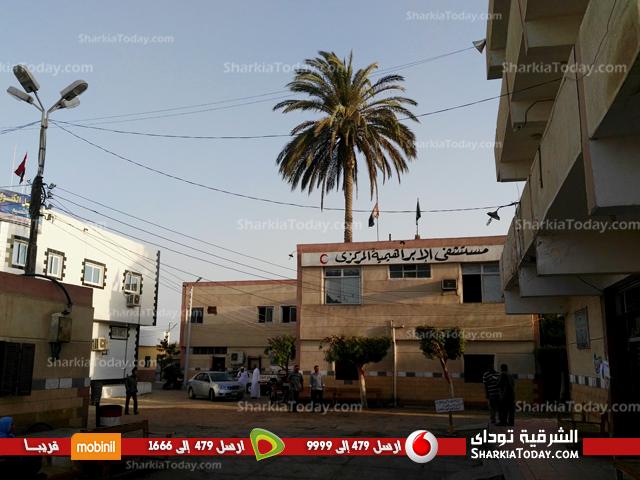 صورة مدير مستشفى الإبراهيمية المركزي : المستشفى تصلح أن تكون نواة لمدينة طبية متكاملة