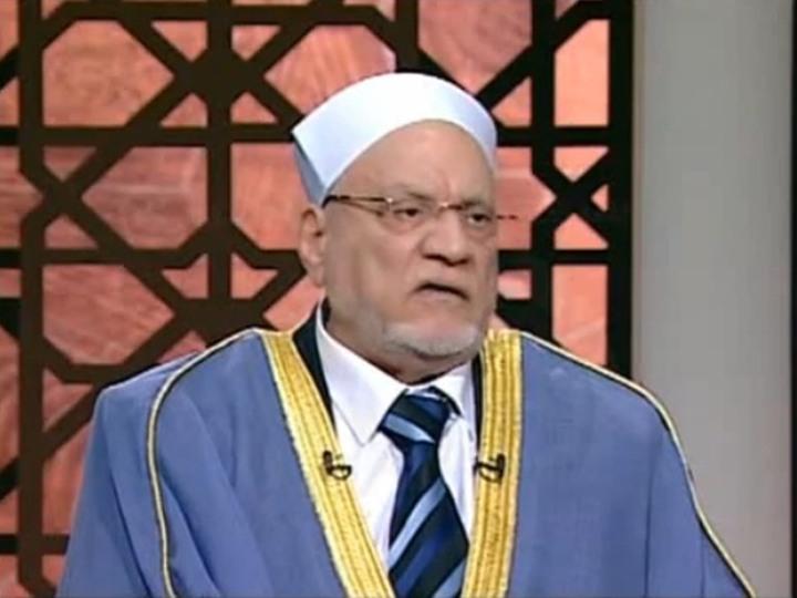 صورة بالفيديو.. أحمد عمر هاشم: «الخطبة المكتوبة خطيئة وتجميد للخطاب الديني»