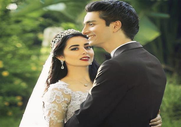 تعليق لهبة مجدي بعد زواجها