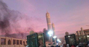 صورة ارتفاع عدد شهداء تفجير المدينة المنورة لـ 4 أشخاص