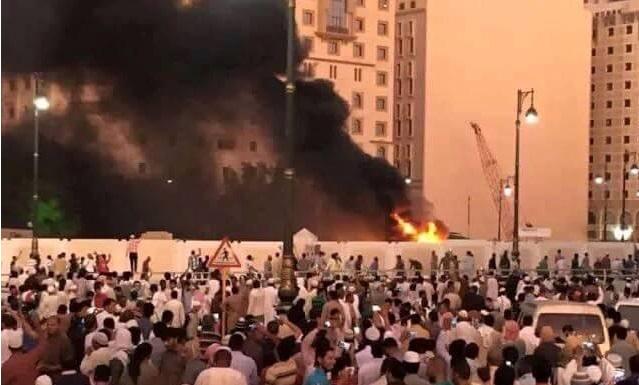 صورة ننشر أول صورة للإرهابي منفذ تفجير المدينة المنورة