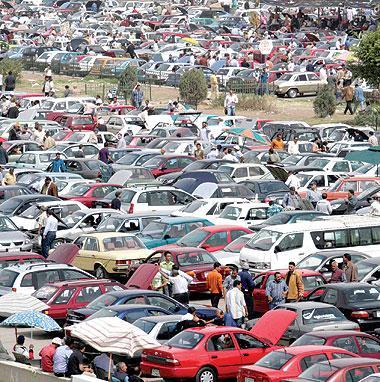 السيارات المستعملة في مصر بدءً من 10 آلاف جنيه