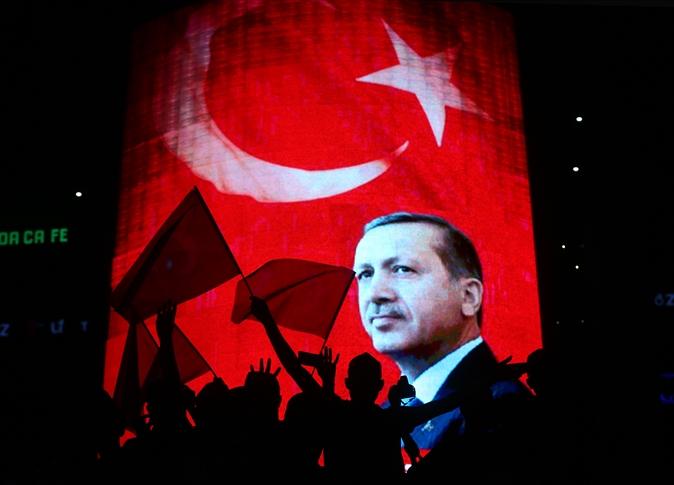 صورة اعتقال 42 صحفيًا في تركيا