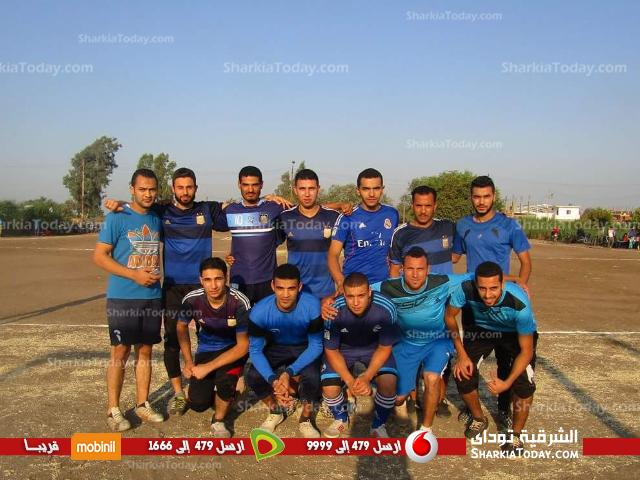 صورة «الحلبي» تنتزع لقب بطولة حوض الطرفة من «عزبة أبوحمد»