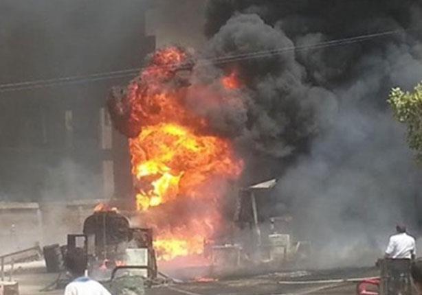 صورة انفجار بالقرب من ملعب مباراة فرنسا وأيسلندا