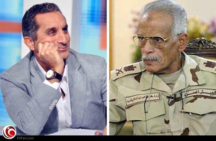 صورة باسم يوسف يسخر من جهاز الكفتة بعد قرار نقابة الأطباء