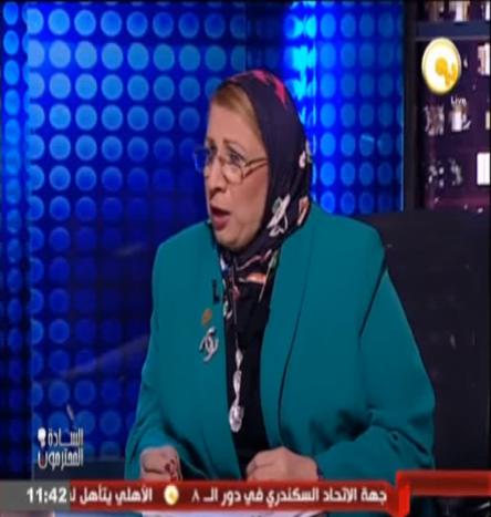 .إيناس عبد الحليم لابد من وجود قانون فعلي لتجريم تجارة الأعضاء