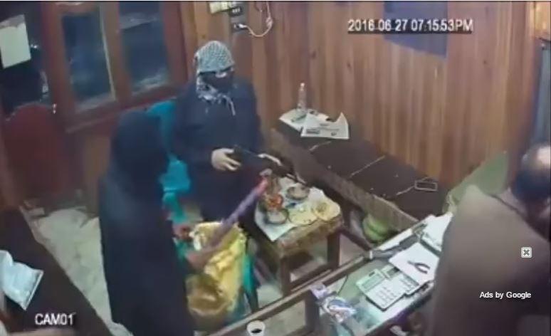 صورة سطو مسلح على محل مجوهرات في كرداسة ساعة الفطار